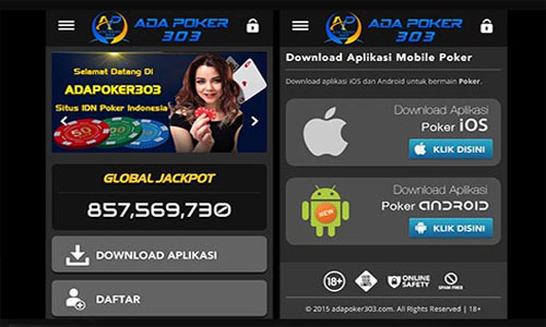 Toturial Cara Download Poker Apk Idn & Deposit 10 Ribu